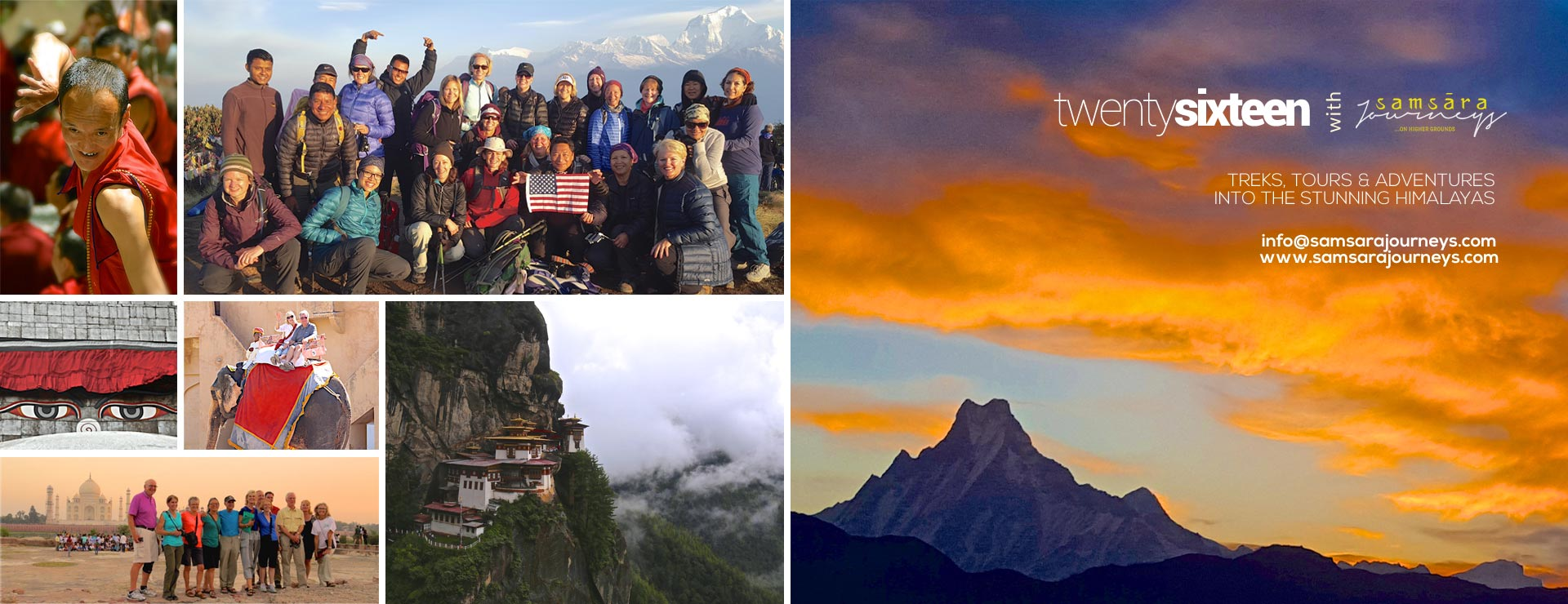Samsara Journeys - Tours, Treks and Journeys to Nepal, Tibet, Bhutan, Sikkim and Darjeeling